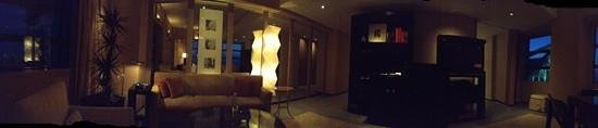 Park Hyatt Tokyo: Park Suite panorama