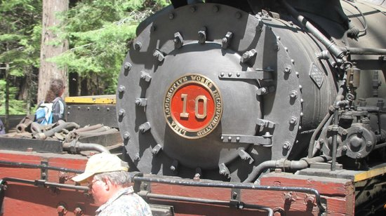 Fish Camp, CA: Old No.10