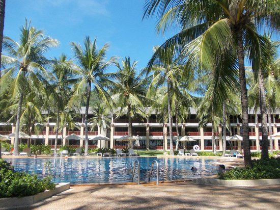 Katathani Phuket Beach Resort: 1 of the 6 pools