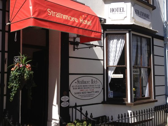 Strathmore Hotel