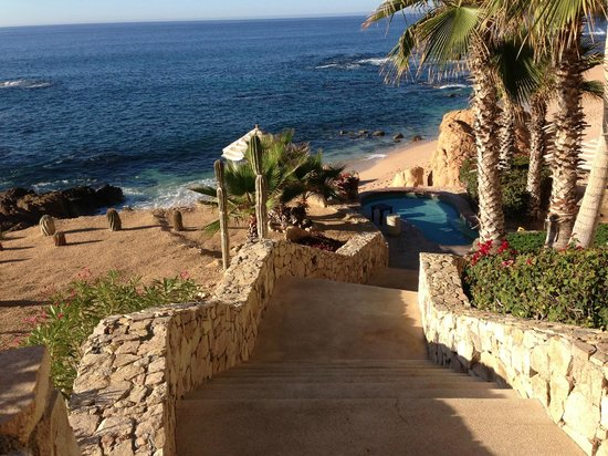 Fiesta Americana Grand Los Cabos Golf & Spa: View from the top