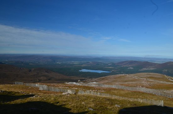 Aviemore, UK: There's Loch Morlich