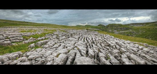 Settle, UK: Limestone Pavement, Malham North Yorkshire