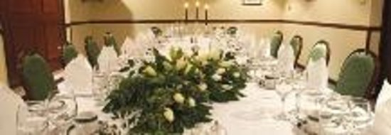 Patshull Park Hotel Golf & Country Club: Private dining rooms