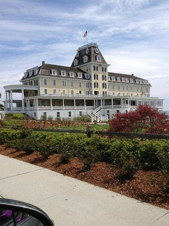 Watch Hill, RI: Hotel Exterior
