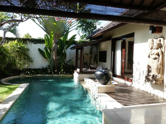 Villa Air Bali Boutique Resort & Spa: pool