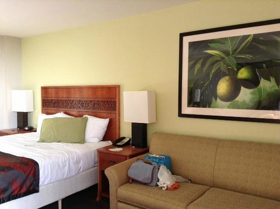 Courtyard King Kamehameha&#39;s Kona Beach Hotel: 