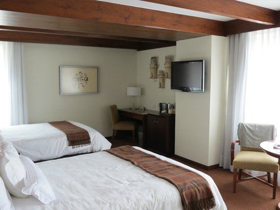 Casa Andina Private Collection - Miraflores: My room