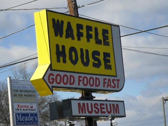Decatur, : Waffle House Museum