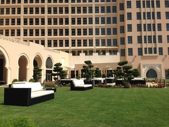 The St. Regis Doha: лаундж