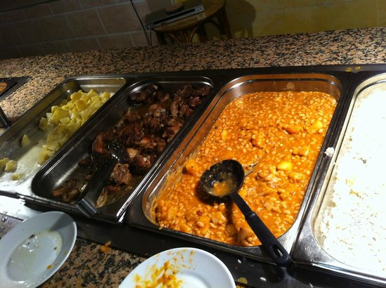 Hotel Be Live Las Morlas: buffet