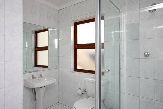 Benoni, Sydafrika: Bathroom with shower