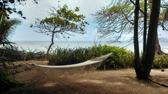 Florblanca Resort: View from Villa 11 private hammock