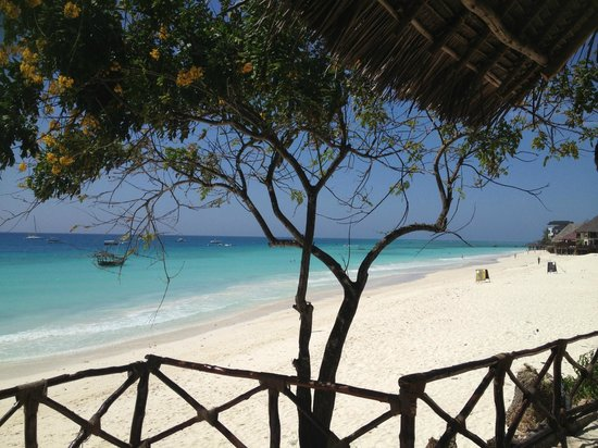 Baobab Beach Resort: spiaggia del resort