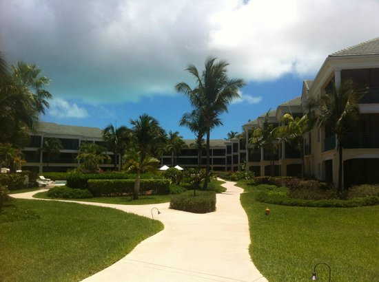 Sands at Grace Bay: The grounds are absolutely impeccable kept on a daily basis