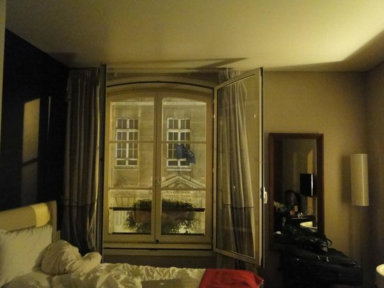 Bel-Ami Hotel: Our room