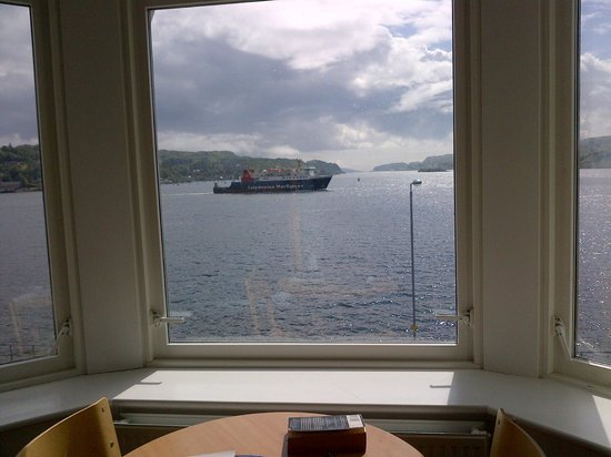 Oban Youth Hostel: View