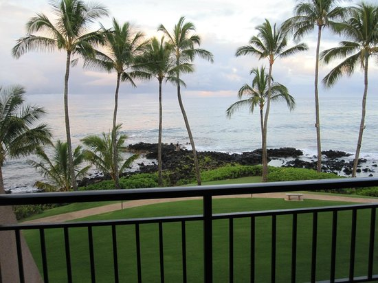 Sheraton Kauai Resort: View from room 1310