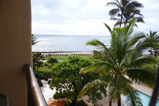 Courtyard by Marriott Kauai at Coconut Beach: Sunny Morning :)