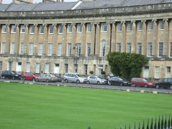Royal Crescent Hotel: The Royal Crescent