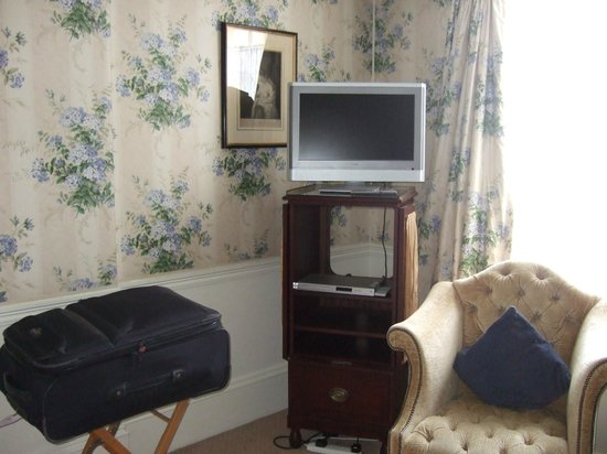 Royal Crescent Hotel: Our Classic room