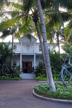 Parrot Key Hotel and Resort : Plantation style facial 