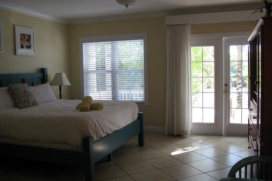 Parrot Key Hotel and Resort : Roomy, very clean 