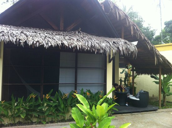 The Amazon Bed &amp; Breakfast: Cabanas - twin