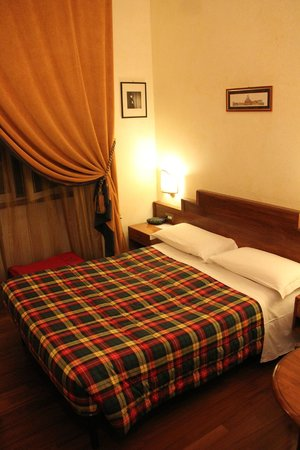 Al Colonnato di San Pietro Bed and Breakfast: Ensuite room