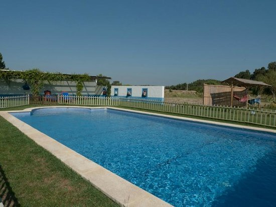 Sao Teotonio, Portugalia: The swimming pool