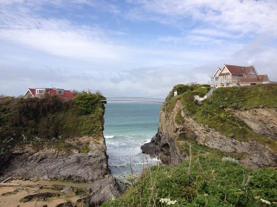 Newquay, UK: Add a caption