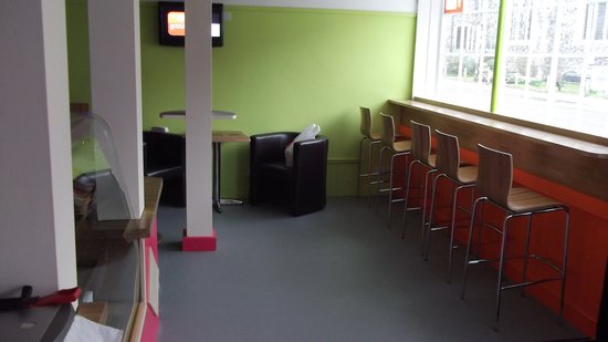 Needham Market, UK: Comfortable surroundings Free Wi Fi
