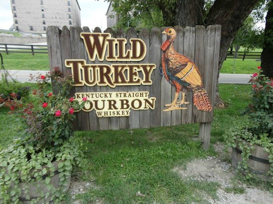 Kentucky: Wild Turkey