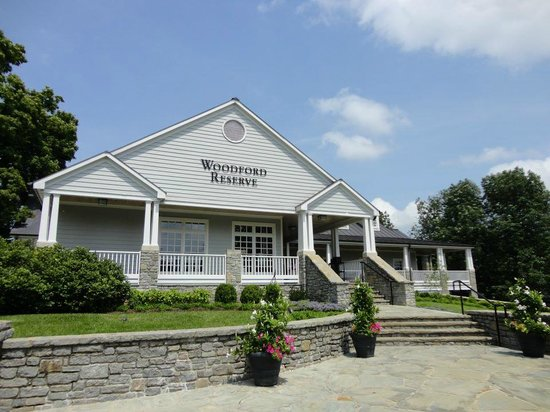 Kentucky: Woodford Reserve