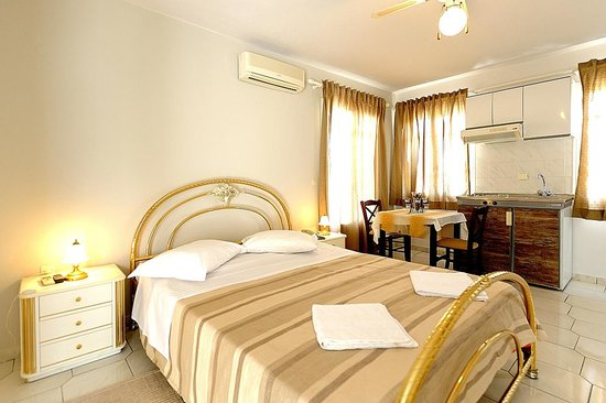 Adamas, Greece: Hotel Rigas Studio-Double Room