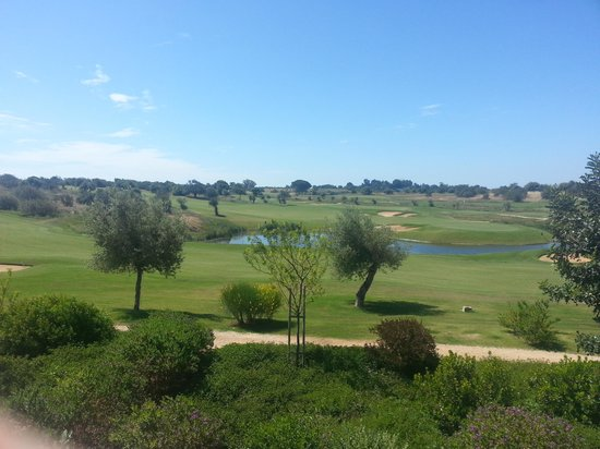 Donnafugata Golf Resort &amp; Spa : view from room 