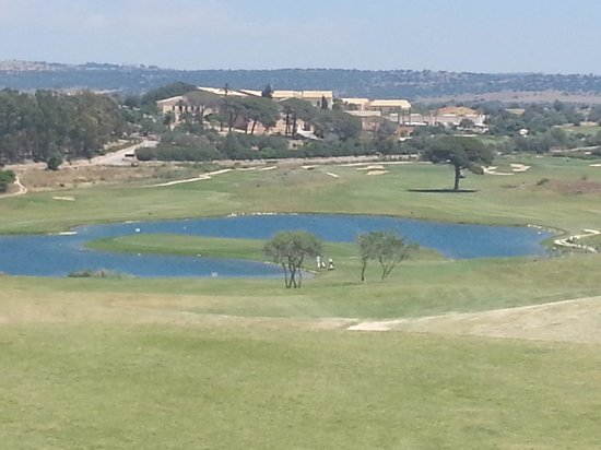 Donnafugata Golf Resort &amp; Spa : golf course 