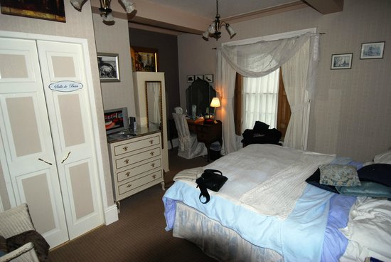 Castlebank Hotel: French Room
