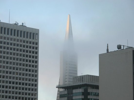 Grand Hyatt San Francisco: Blick aus dem 9 Stock