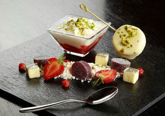 Selby, UK: Try one of our gourmet desserts
