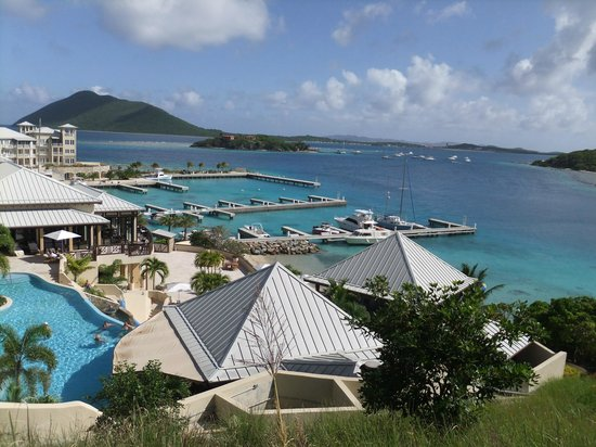 Scrub Island Resort, Spa & Marina, Autograph Collection: A view overlooking the resort