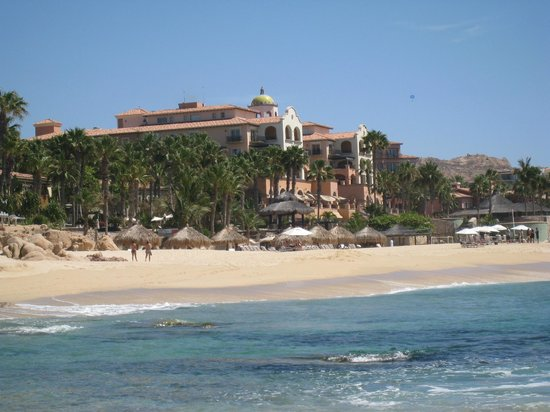Sheraton Hacienda del Mar Resort & Spa: Hotel from the beach