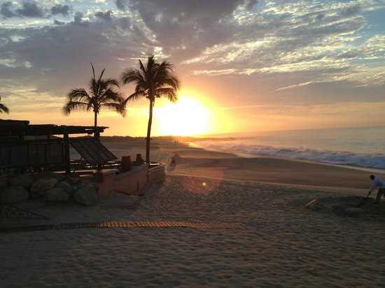 Sheraton Hacienda del Mar Resort & Spa: sunrise