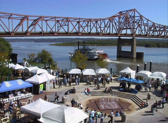 Peoria, IL: Riverfront