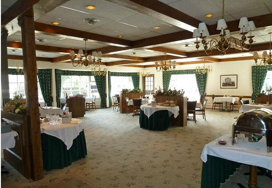 Cresco, PA: Banquet Room at the Crescent Lodge
