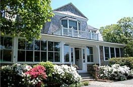 Vineyard Haven, MA: Our Front Porch