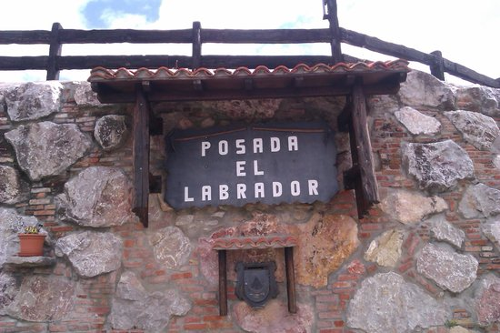 San Vicente de la Barquera, Spagna: Welcome sign