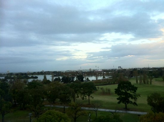 Bayview Eden: View of Albert Park.