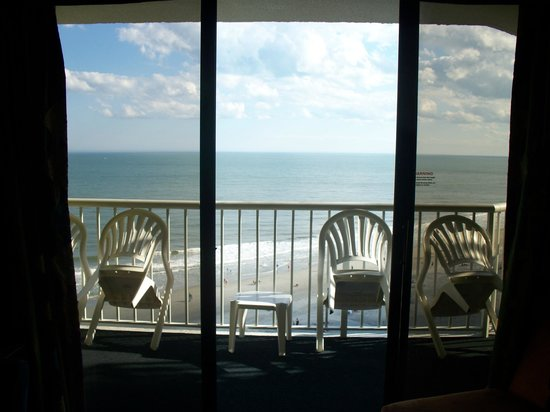 Breakers Resort North Tower: Balcony
