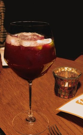 Huntington, Nueva York: Red Sangria!